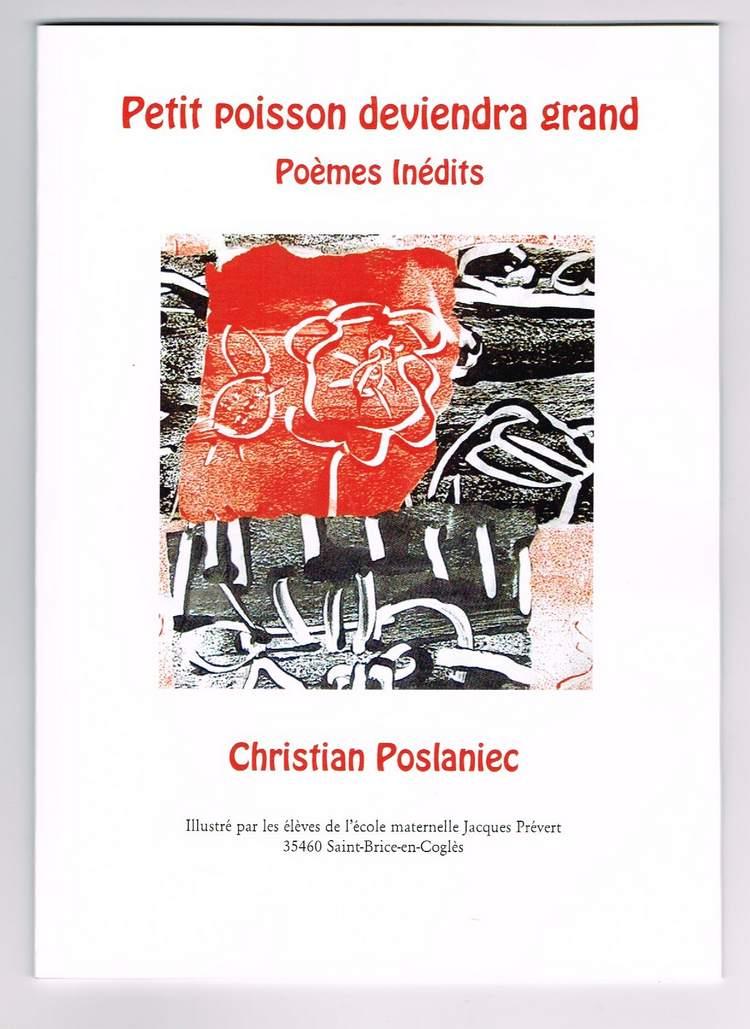Illustration De Poèmes Inédits De Christian Poslaniec 2016